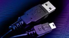 Two USB connectors
