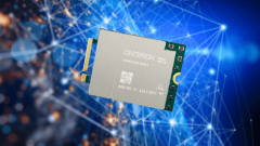 MV31-W modem card from THALES delivers high performance 5G enhanced mobile broadband (eMBB) for IoT application.