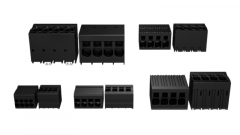 Overview of the terminal block series 0177 from DINKLE.