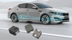 Metal alloy inductors for automotive applications.