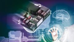 Power Supply for industrial and medical applications.